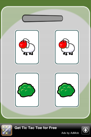 Screenshot Card Match Free