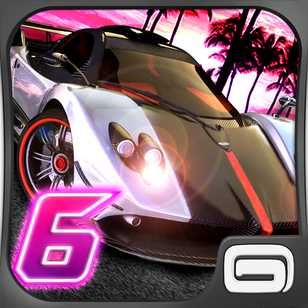 Asphalt 6: Adrenaline HD iOS
